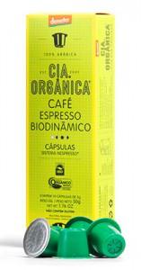 Café Biodinâmico capsulas