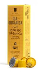 Cia. Orgânica – Cápsulas de café Orgânico